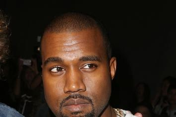 Kanye West Kicked A Heckler Out Of His Show In San Antonio Last Night