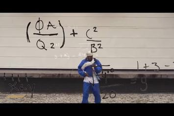 """A$AP Twelvyy Drops Character Defining Video With """"Periodic Table"""""""