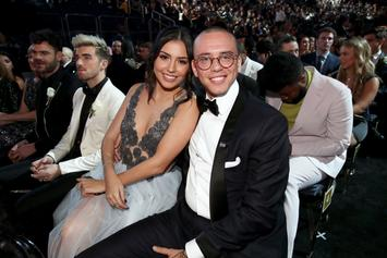 Logic Officially Files For Divorce From Jessica Andrea: Report