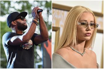 Talib Kweli Hits Iggy Azalea With A History Lesson On Privilege