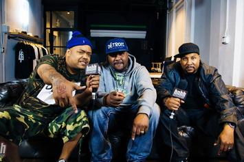 D12 Recording New Music With Eminem?