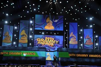 List Of Winners From The 56th Annual Grammy Awards