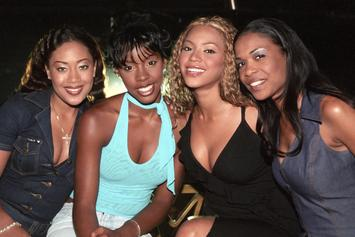 Ex-Destiny's Child Member Farrah Franklin Wants In On Future Reunions
