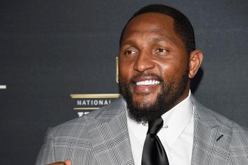 "Ray Lewis Channels Nelly For His ""Lip Sync Battle"" Performance"