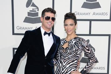 Robin Thicke & Paula Patton Split Up After 8-Year Marriage