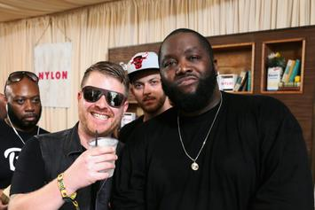 Run The Jewels Featured On The Cover Of Two New Marvel Comics