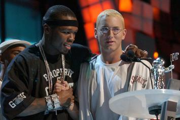 50 Cent Once Again Reflects On His Legendary Run With Eminem