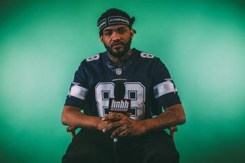 """Joyner Lucas Says His """"Mask Off"""" Remix Wasn't A Diss Track"""