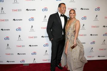Jennifer Lopez Shows Off Killer Body At Time 100 Gala