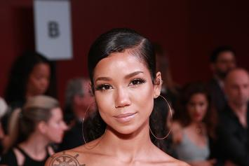 Jhene Aiko Featured In GQ With Sexy Photo Shoot [Update: BTS Photos & Video Added]