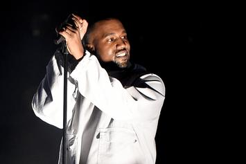 "Kanye West Offers Updates On Upcoming Albums & Freestyles About ""White Dominance"""