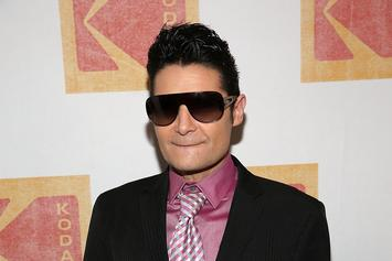 """Corey Feldman Compares Himself To Eminem During Attempted """"Today"""" Show Comeback"""