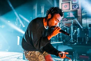 """Childish Gambino Says """"Rap Is Done"""" In Hot 97 Interview"""
