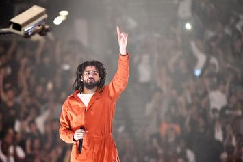 """J. Cole Confirms He's Working On Next Album """"The Fall Off"""""""