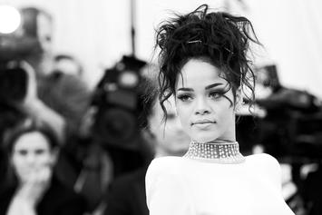 Rihanna Goes Completely Topless On Cover Of Lui Magazine