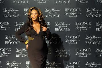 """Beyonce Shows Off Baby Bump At """"Carter Push"""" Baby Shower"""