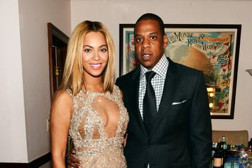 Jay Z & Beyoncé Are Working On A Joint Album