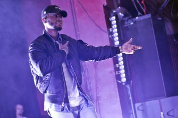 Bryson Tiller Buys Groceries For Senior Citizens In Louisville