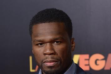 """50 Cent Takes On Executive Producer Role In """"B.M.F."""" Film"""