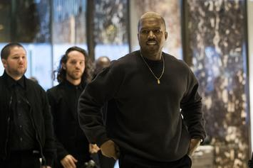 """Kanye West Rumored To Be Working On """"Surprise Projects"""" For 2017"""