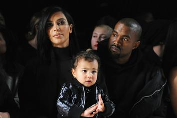 Kanye West & Kim Kardashian Reportedly Hire North West Body Double For $500k