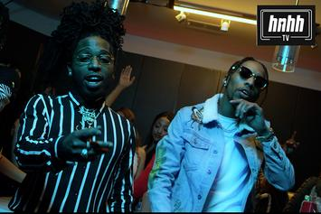 """K-Major & Jacquees Flex In Visuals For """"Ain't Your Girl"""""""