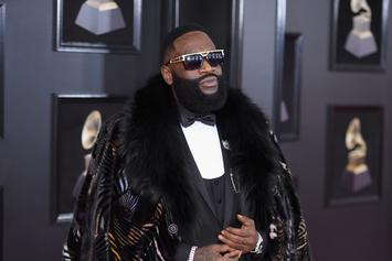 """Rick Ross Announces """"Hood Billionaire"""" Release Date, New Single With R. Kelly"""