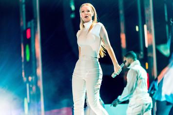 "Iggy Azalea Talks ""Trap Gold"" At SneakerPimps"