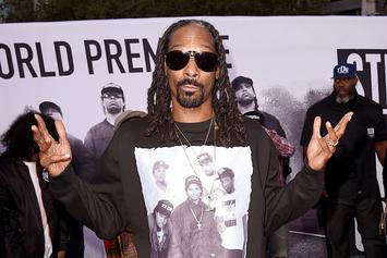 "Snoop Dogg's ""Neva Left"" Tracklist Is Here"