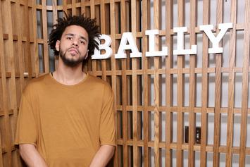 """First Week Sales Projections For J. Cole's """"4 Your Eyez Only"""" Have Already Surfaced"""