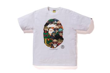Dragon Ball X BAPE Reveal Exclusive Collection Of T-Shirts For Los Angeles Store