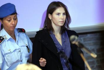 """Amanda Knox's Infamous Murder Trial & Being Called """"Foxy Knoxy"""" Still Haunts Her"""