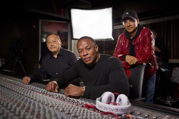 Slim The Mobster Back In Studio With Dr. Dre