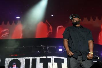 """MC Ren Announces Reunion With Ice Cube, Lashes Out At """"Bullshit"""" Modern Rappers"""