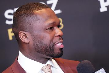 "50 Cent Gets Ambitious On IG: ""Watch What I Do This Year"""
