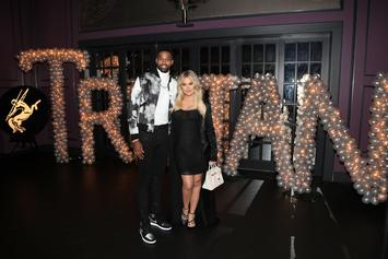 Khloe Kardashian Attending Game 3 Reaffirms Her Faith In Tristan Thompson