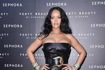 """Rihanna Continues To Model Lingerie Line With """"SAVAGE"""" Instagram Countdown"""