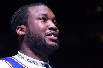 "Meek Mill Updates The Status On A Fan's ""Free Meek"" Jersey"