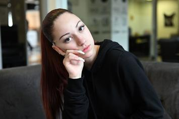 Bhad Bhabie Puts Trippie Redd's Music Over Kanye West & Drake