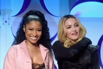 "Nicki Minaj & Madonna Have A ""Secret Coming Soon"""