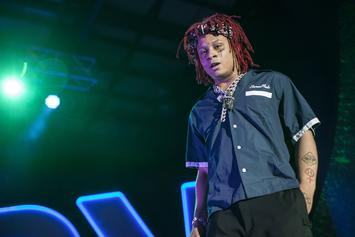 Trippie Redd Claims XXXTentacion Stole His & Ski Mask The Slump God's Style