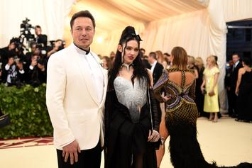 Elon Musk Continues Grimes-Lovefest On Twitter
