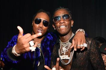 Young Thug Says He & Future Have Each Others Names Tattooed On Them