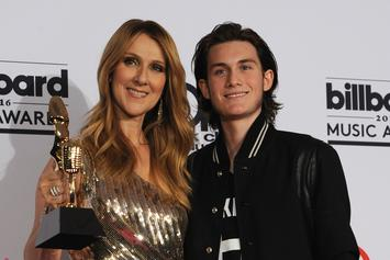 Celine Dion's Son Rene-Charles Angelil Is Pursuing A Rapping Career