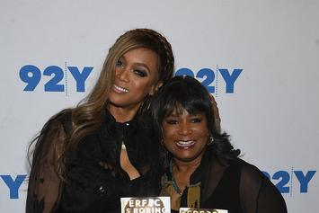 Tyra Banks & Her Mom Dress Up As Beyoncé & Tina Lawson For Photoshoot
