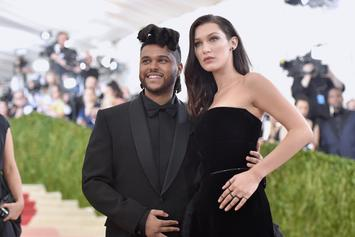 The Weeknd & Bella Hadid Are Reportedly Back Together