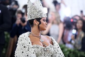 """Rihanna's Home Intruder Told Cops """"He Was There For Sex"""""""