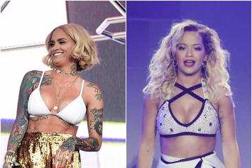 "Kehlani Calls Out ""Harmful"" Lyrics In Rita Ora's ""Girls"""