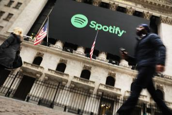 Spotify Pressured By Women's Group To Remove Music By Chris Brown, Nelly & More