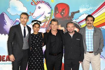"Ryan Reynolds Speaks About ""Deadpool 3"" & ""X-Force"" Movie On Red Carpet"